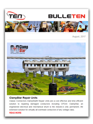 TEN Group BulleTEN August