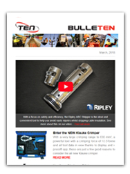 TEN Group BulleTEN March