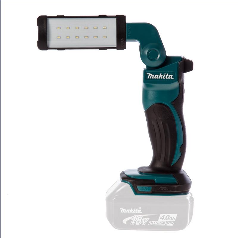 TEN Group | Torch, 18v Li, LED, folding, pivot, hook, 2 LED settings