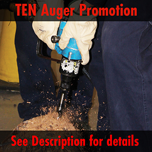 TEN Group Auger Promotion