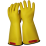 E014BY-10 - Gloves, rubber, 14