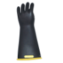 E216YB-8H - Gloves, rubber, 16