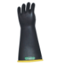 E316YB-11 - Gloves, rubber, 16